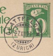 ZH   GLATTFELDEN  /  GUTE BILD-POSTKARTE FURKA - Svizzera