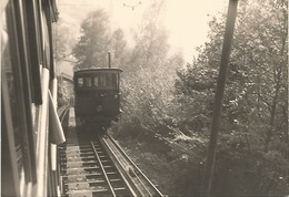 FUNICULAIRE TERRITET GLION PHOTO - Zwitserland