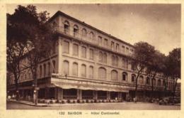 SAIGON Hotel Continental RV - Viêt-Nam