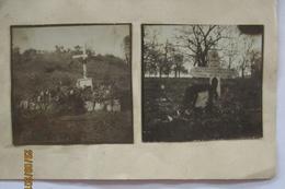 Frankreich, Maashöhe Bei Combres, Soldatengräber 8. KB IR 1914 (12365) - Soldatenfriedhöfen