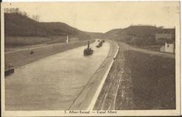 Albert Kanaal - Canal Albert (Kermt Hasselt Binnenscheepvaart) - Hasselt