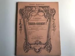 Cahiers Du DESSIN D'ORNEMENT N°10 Par J. Carot - Non Classés