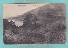 Small Postcard Of La Pointe Du Cap,Carteret,Manche.France,J68. - Carteret