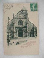 LONGJUMEAU - L'église - Longjumeau
