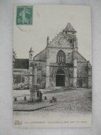 LONGJUMEAU - Eglise Saint Martin - Longjumeau
