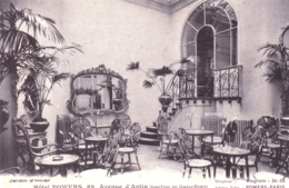 75 -  PARIS  8 -  Hotel Powers - 69 Avenue D Antin - Bar, Alberghi, Ristoranti