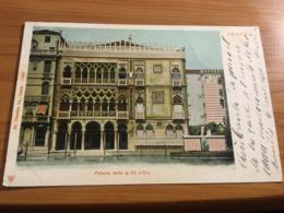 VENEZIA  CA' D'ORO - Venezia (Venice)