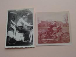 Bromfiets / Moto / Byciclette ( Zie / Voir Photo ) 2 Stuks / Pcs ! - Automobiles