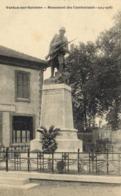 Verdun Sur Garonne Monument Des Combattants ( 1914 1918) RV - Verdun Sur Garonne