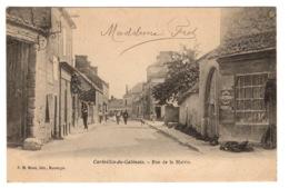 45 LOIRET - CORBEILLES DU GATINAIS Rue De La Mairie - Autres Communes