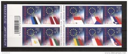 Boekje  44 Europese Unie ** - Libretti 1953-....