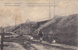 Wirballen- Kibarty.Post On German-Russia Border. - Lituania