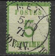 Elsass-Lothringen - 1870 Mi. Nr.4Ia - Norddeutscher Postbezirk