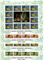 GHANA 1968 Nr 334-337 Postfrisch (700330) - Ghana (1957-...)