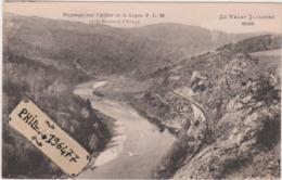 03 Environs De Monistrol D'Allier - Cpa / Vue. - Frankrijk