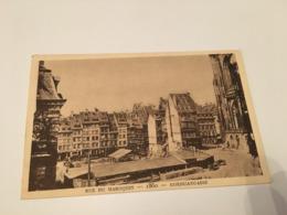 AZ - 26 - Le STRASBOURG Disparu - Rue Du Maroquin 1860 - Strasbourg