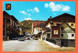 Esp415 Valls ANDORRA PAS De LA CASA Control Pas De La CASE Entrée FORD CAPRI Automobiles 1975s N° 6866 - Andorra