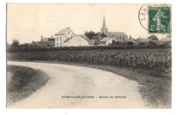 45 LOIRET - FEROLLES Route Du Retard - Autres Communes