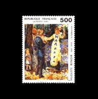 Frankreich / France: 'Auguste Renoir - La Balançoire, 1991', Mi. 2818; Yv. 2692; Sc. 2242 Oo - Francia