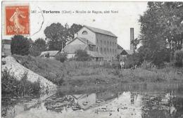 Carte Postale - TORTERON ( 18 Cher ) - Moulin De Ragon, Côté Nord - 1916 - - Autres Communes