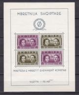 Albanien - 1938 - Michel Nr. Block 2 - 60 Euro - Albanien