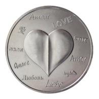 Monnaie De Paris , 2015 , Donzenac , Une Médaille Pour L'Amour , Revers 2 CN - Monnaie De Paris
