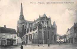 Eglise St-Médard Datant Du XIII Siècle - Wervik - Wervik