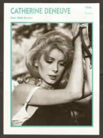 PORTRAIT DE STAR 1966 FRANCE - ACTRICE CATHERINE DENEUVE Dans BELLE De JOUR - ACTRESS CINEMA FILM PHOTO - Fotos
