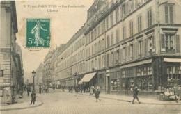 PARIS - Rue Doudeville, L'entrée. - Distretto: 18