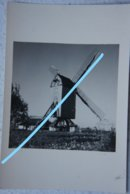 Photo MOLEN Moulin Mühle Belgium Belgïe - Plaatsen