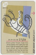 ISRAEL L&G 20 UNITS ZODIAC SCORPIO CN: 927A GOOD USED - Zodiaco