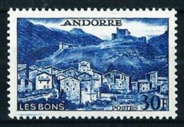 Andorra Francesa Nº 150 Nuevo Cat.50€ - Unused Stamps