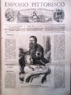 Emporio Pittoresco Del 8 Luglio 1877 Dardanelli Cinesi Omer Russi Bahr Kalessi - Voor 1900