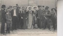TROIS GRANDES JOURNEES REGIONALISTES DE BOURGES DELEGATION DU LIMOUSIN - Bourges