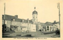 PLEINE FOUGERES - Un Coin De La Place. - France
