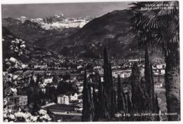 Gries-Bozen Mit Rosengarten 2981 M. - Bolzano Verso Le Dolomiti - (Italia) - 1968 - Bolzano (Bozen)