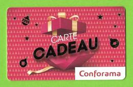 Carte Cadeau Conforama.   Noël 2019.   Gift Card. - Gift Cards