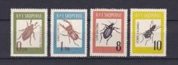 Albanien - 1963 - Michel Nr. 735/738 - 22 Euro - Albanien