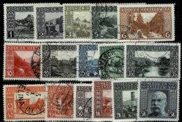 1906, Kpl. Satz Nr. 26 - 44, ANK € 120.-  , A2501 - Bosnien-Herzegowina