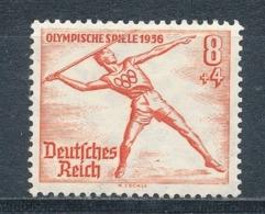 Deutsches Reich 612 ** Mi. 25,- - Deutschland