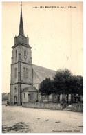 44 LES MOUTIERS - L'église  [REF/S009933] - Les Moutiers-en-Retz