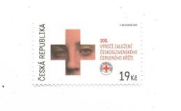 Czech Republic  2019 - Czech Red Cross, 1 Stamp, MNH - Rotes Kreuz