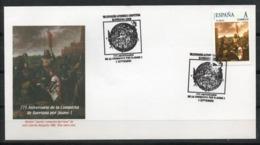 España. 2008. 775 Aniversario De La Conquista Del Rey Jaime I. - Poststempel - Freistempel