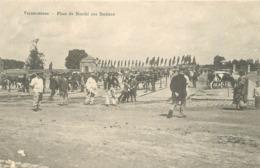 VALENCIENNES - Place Du Marché Aux Bestiaux. - Valenciennes