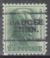 USA Precancel Vorausentwertung Preo, Locals Minnesota, Bagder 701 - Vereinigte Staaten
