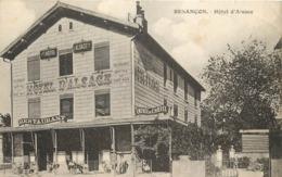 BESANCON - Hôtel D'alsace. - Besancon