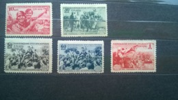 USSR 1940  The Liberation Of The Fraternal Peoples. MNH/MN - Unused Stamps