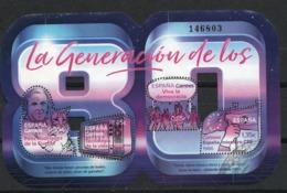 España. 2018. La Generación De Los 80. HB. - 2011-... Usados