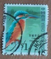 Martin Pécheur (Oiseau) - Chine - 2006 - Oblitérés