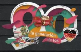 España. 2018. La Generación De Los 90. HB. - 2011-... Usados